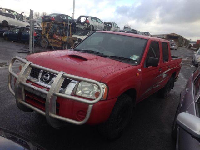 Nissan Navara D22 2002-2007