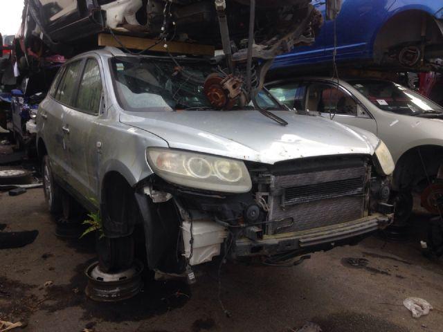 Hyundai Santa Fe CM 04/06-2012