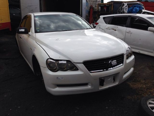 Toyota Mark X GRX121 10/04-09/06