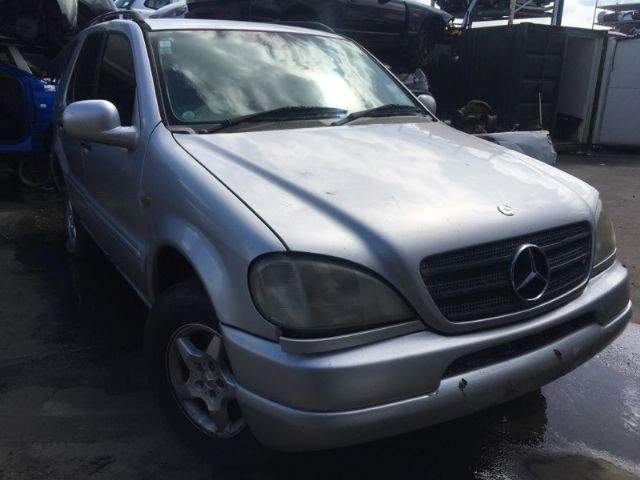 Mercedes-Benz ML W163 1998-2005