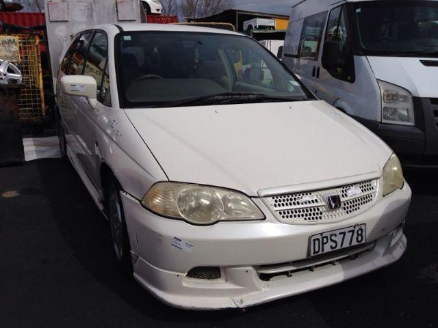 Honda Odyssey RA5