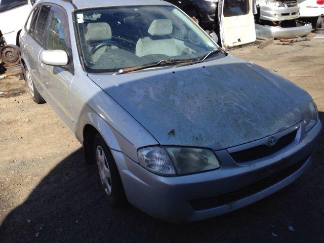 Mazda Familia BJ5W 1998-2002