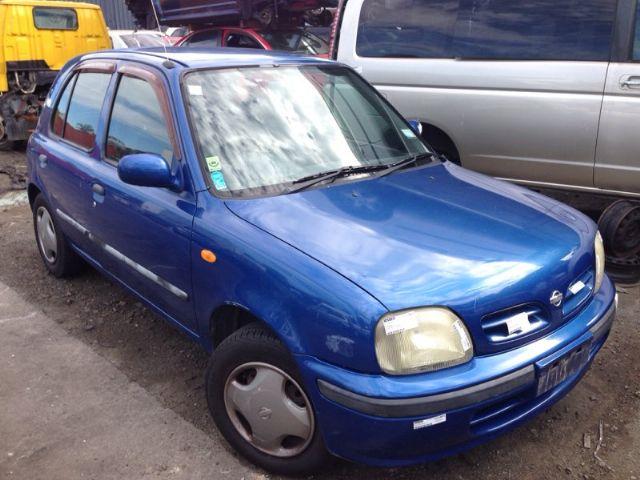 Nissan March K11 1992-2001