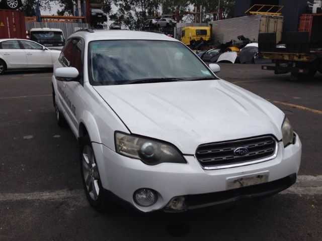 Subaru Outback BP 2003-2006