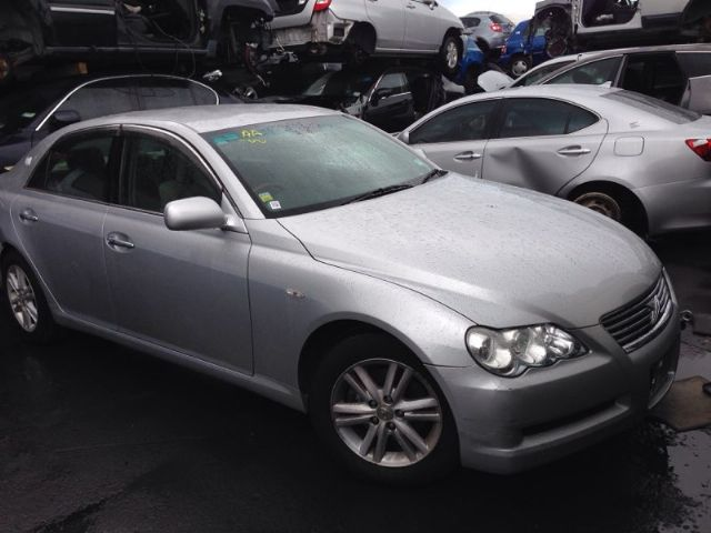 Toyota Mark X GRX120 10/06-09/09