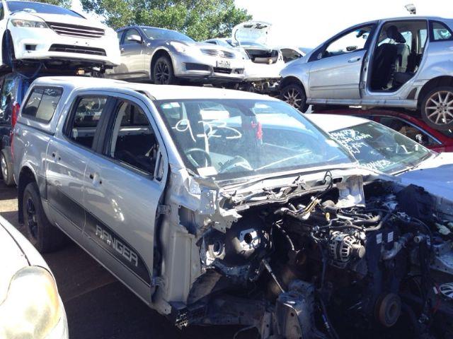 Ford Ranger PX 2011 - On