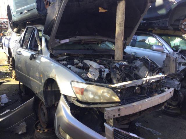 Toyota Altezza SXE10 1998-2005