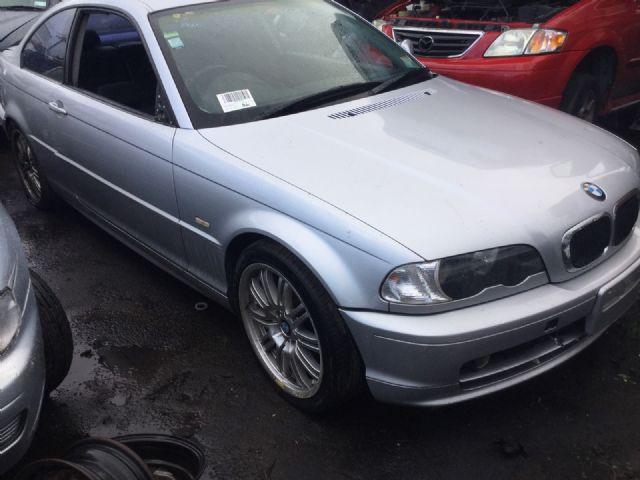 BMW 3 Series E46 318