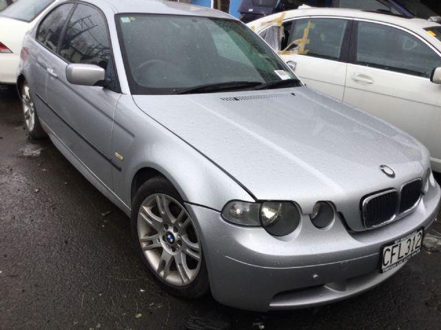 BMW 3 Series E46 Compact 316ti