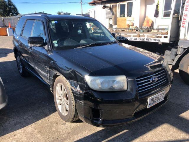Subaru Forester SG 2005-2008