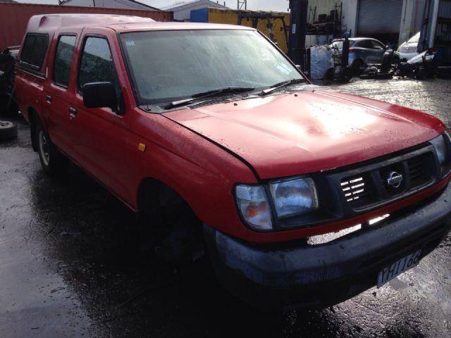 Nissan Navara D22 1997-2001