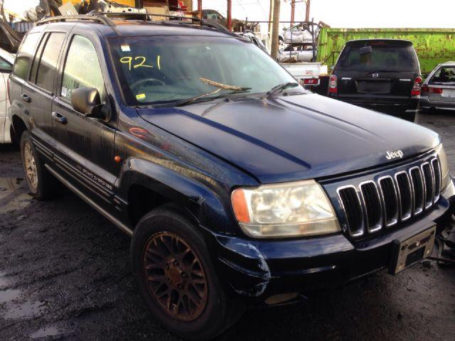 Jeep Grand Cherokee WJ 1999-2004