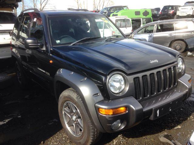 Jeep Jeep Cherokee KJ 2001-2007