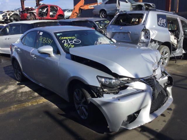 Lexus IS XE30 2013-Present