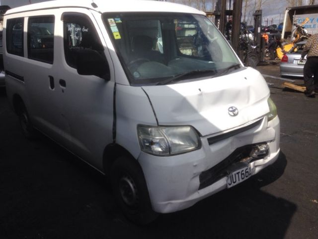 Toyota Townace S400 2008-Present