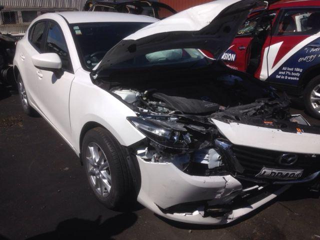 Mazda Axela BN 2017-Present