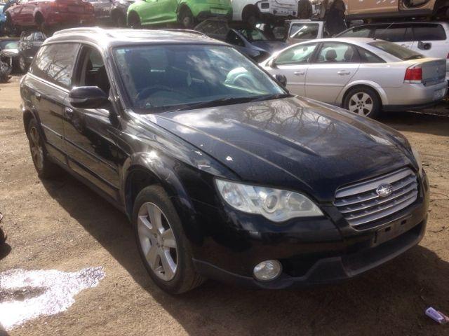Subaru Outback BP 2006-2008