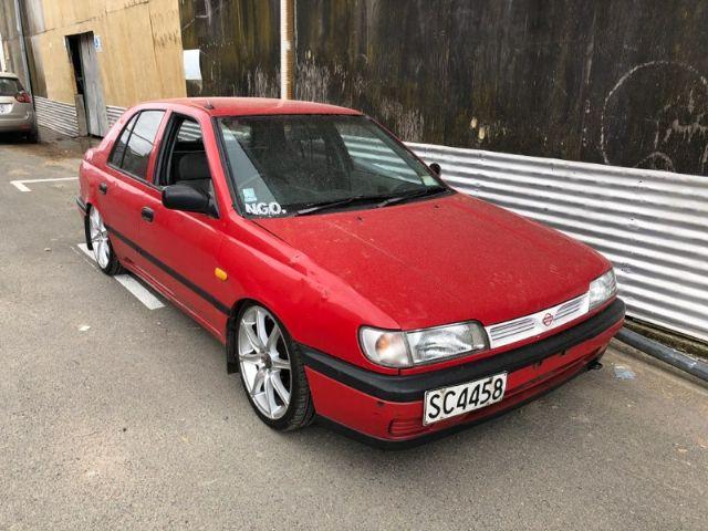 Nissan Sentra N14 1991-1995