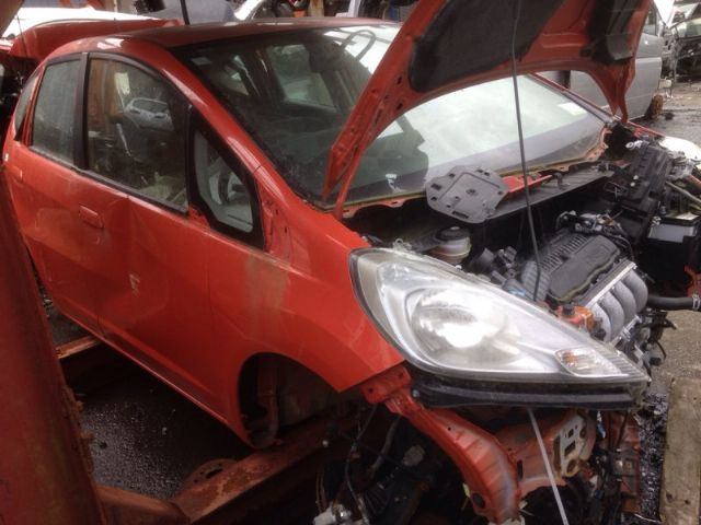 Honda Jazz / Fit GE