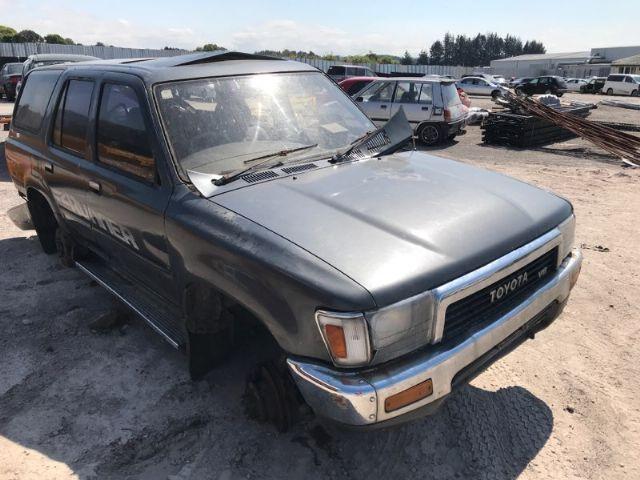Toyota Hilux VZN167 10/97-02/05