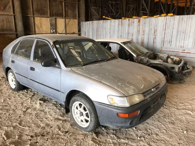 Toyota Corolla EE100