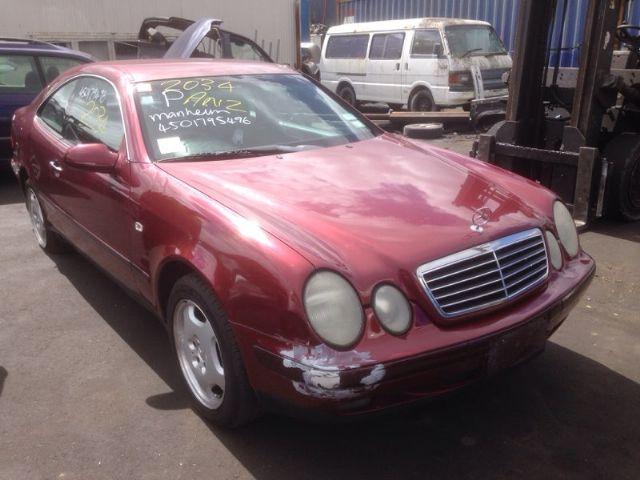 Mercedes-Benz CLK CLK 1997-2002