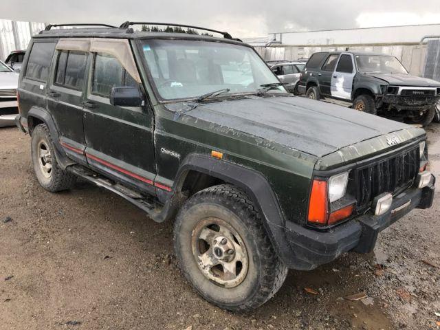 Jeep Jeep Cherokee XJ 1984-2001