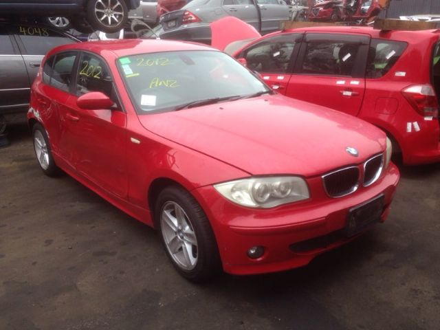 BMW 1 Series E81/E82/E87/E88 2004-2013