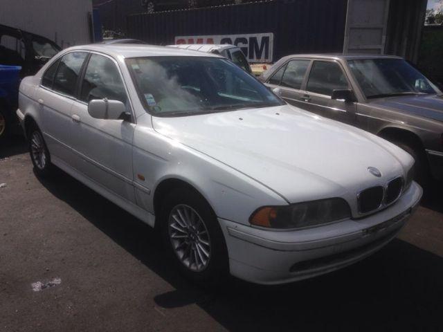 BMW 5 Series E39 1995-2003