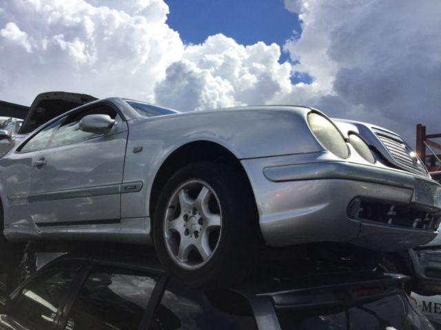 Mercedes CLK CLK 1997-2002