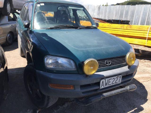 Toyota RAV4 XA10 1994-2000