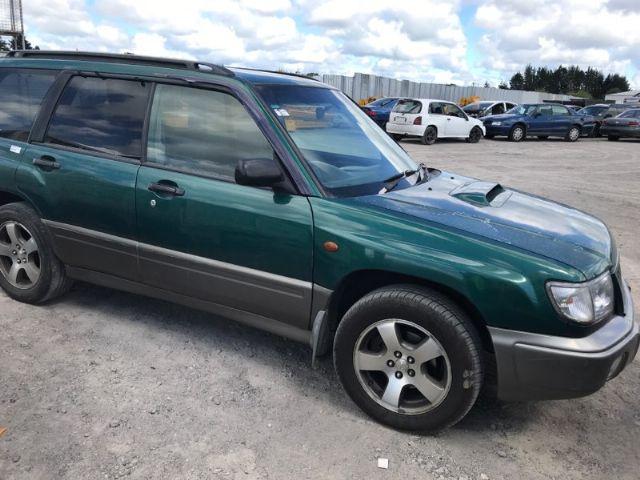 Subaru Forester SF 1997-2000