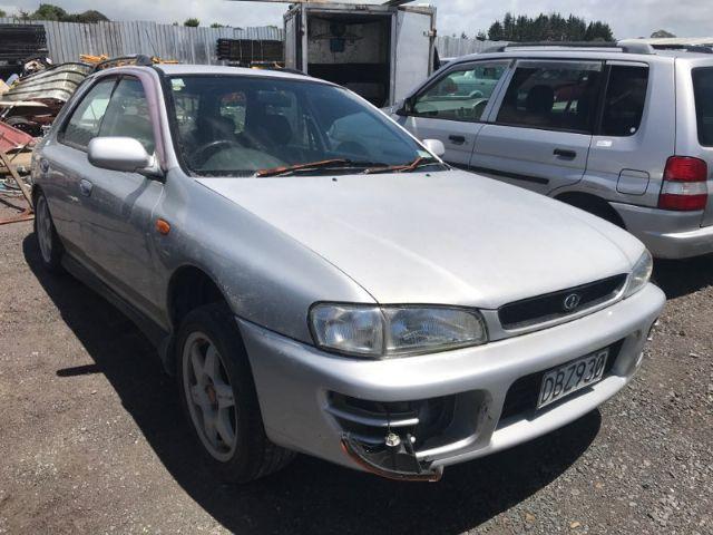 Subaru Impreza GF8 1992-2000