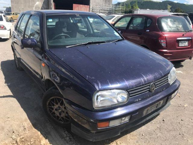 VW Golf 1H