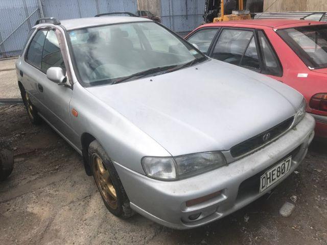 Subaru Impreza GF1 1992-2000