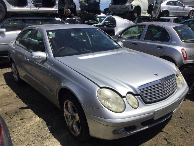 Mercedes-Benz E Class W211 2002-2009