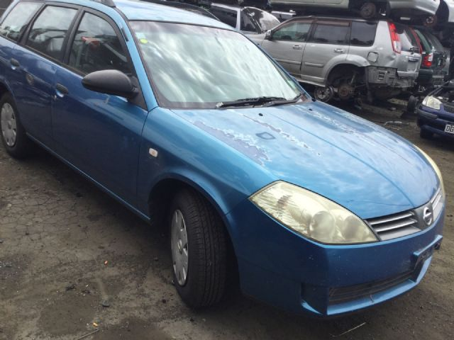 Nissan Pulsar Y11 2001-2004