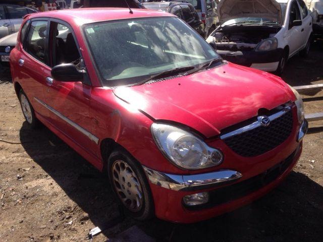 Daihatsu Sirion M100