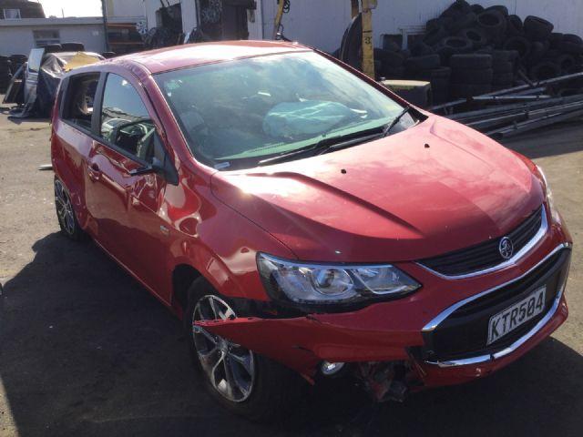 Holden Barina TM 2011-2017