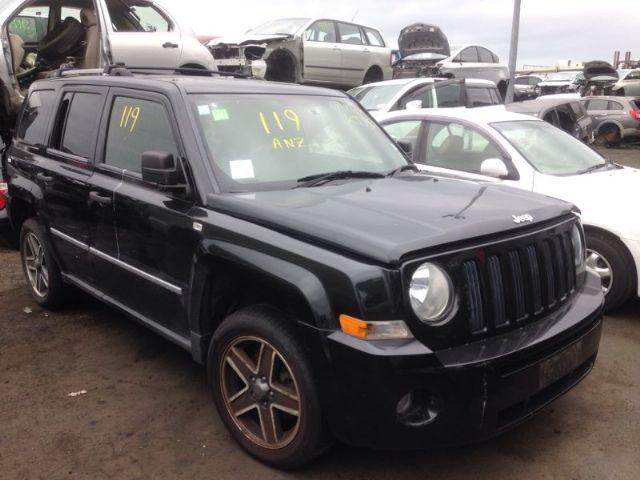 Jeep Patriot MK74 2007-2010