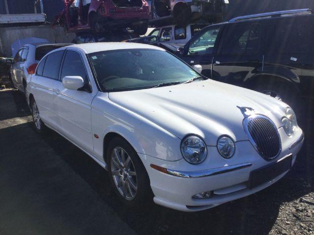 Jaguar S-Type 1999-2007
