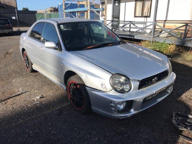Subaru Impreza GG9 2000-2007
