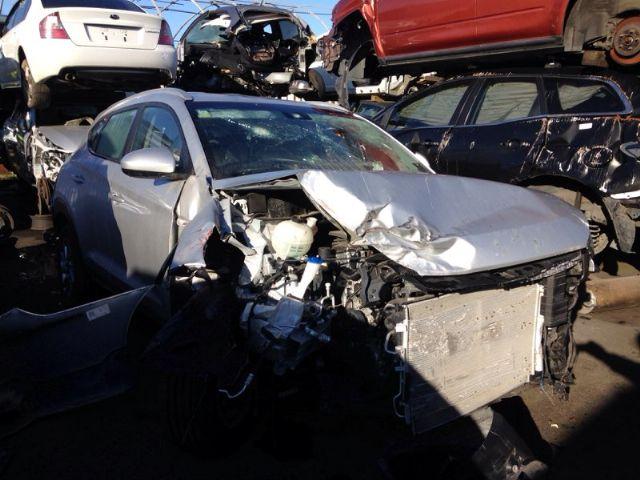 Hyundai Tucson J281/J381 2015-on