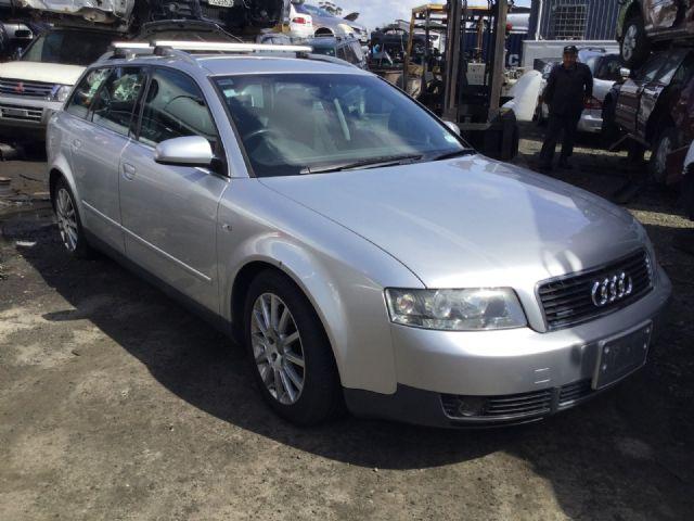 Audi A4 8E 2000-2006