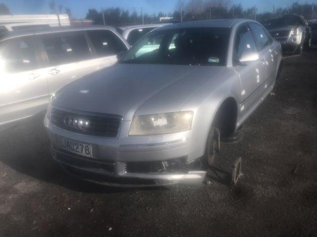 Audi A Series A8