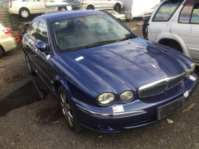 Jaguar X-Type X400 2001-2006
