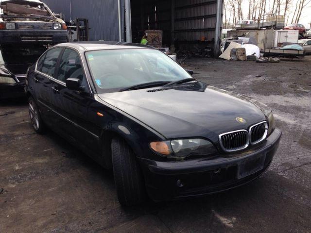 BMW 3 Series  E46 1998-2006
