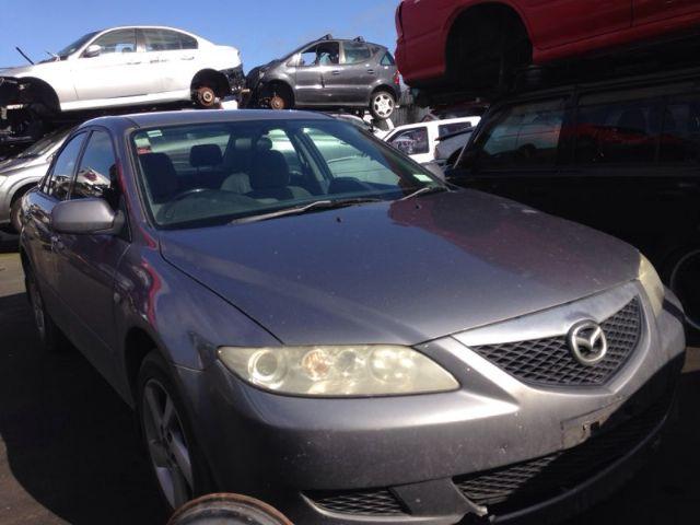 Mazda Atenza GG 2002-2008