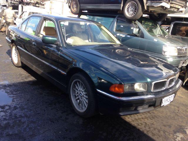 BMW 7 Series E38 740i 1994-2001