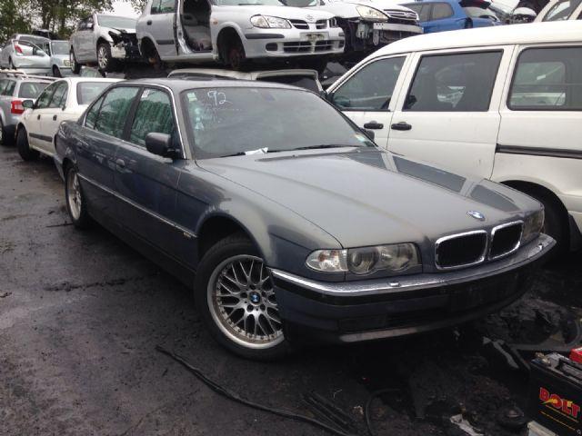 BMW 7 Series E38 735i 1994-2001